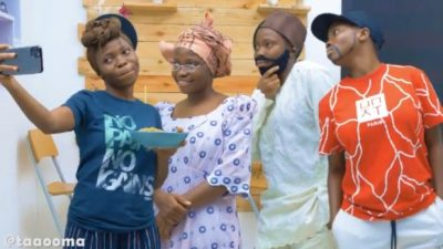 make money from comedy skits in Nigeria