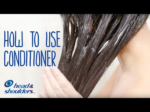 how to produce hair conditioner