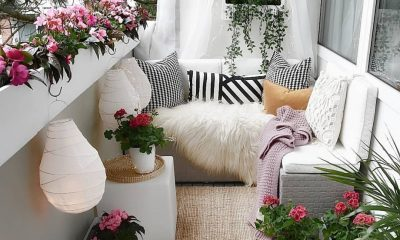 beautify and decorate veranda