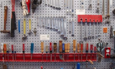 How to Arrange Tools in Your Garage or storage Unit