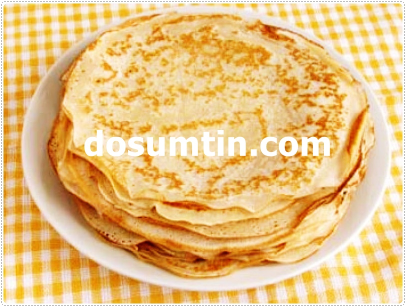 How To Make Delicious Nigerian Pancake