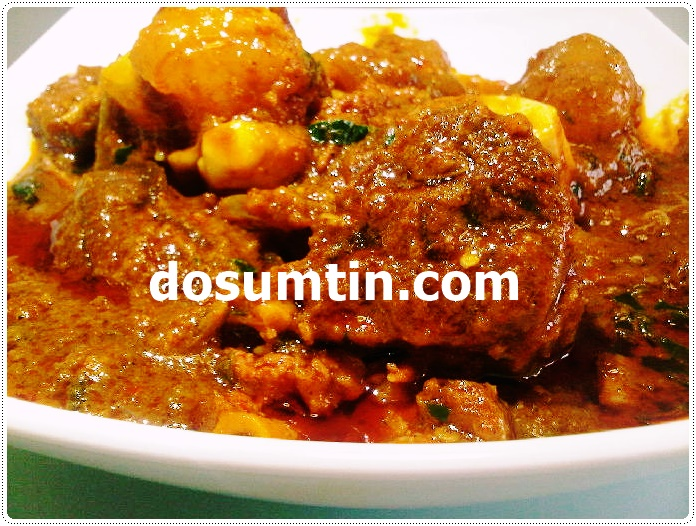How To Prepare Ofe Akwu (Banga Stew)