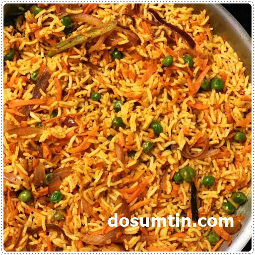 How to prepare Delicious Nigerian Carrot rice