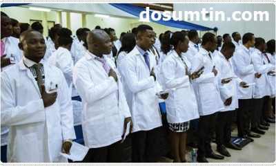 Doctor in Nigeria