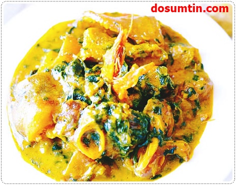 How To Prepare Delicious Ofe Owerri Soup