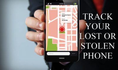 how to track a stolen phone